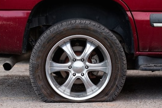 Flat Tire Replacements Services